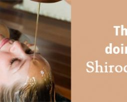 THE RIGHT WAY OF DOING AN  AYURVEDIC SHIRODHARA TREATMENT