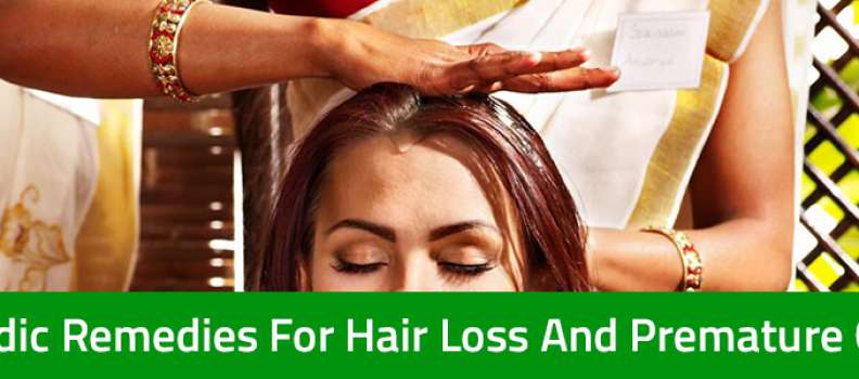 Ayurvedic herbs and remedies promise resurrections in hair fall and premature graying