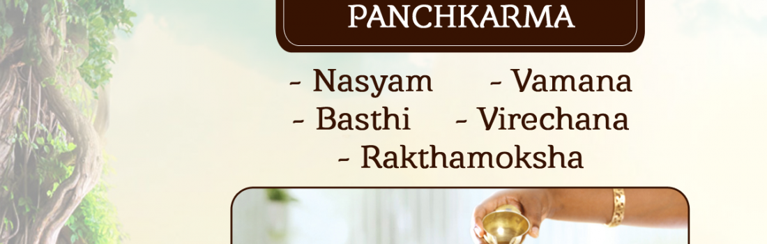 How Panchkarma detoxification is performed in Ayurveda