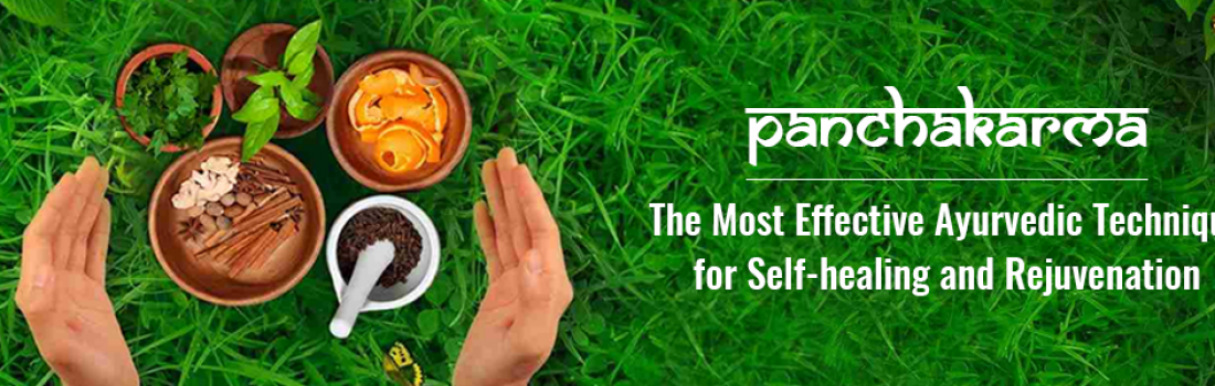 Panchakarma – The Most Effective Ayurvedic Technique for Self-healing and Rejuvenation